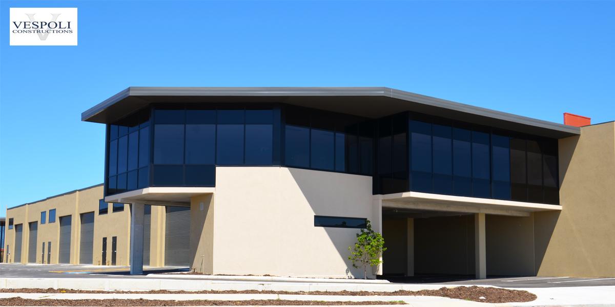 Marochydore Way Commercial Building Design by Vespoli