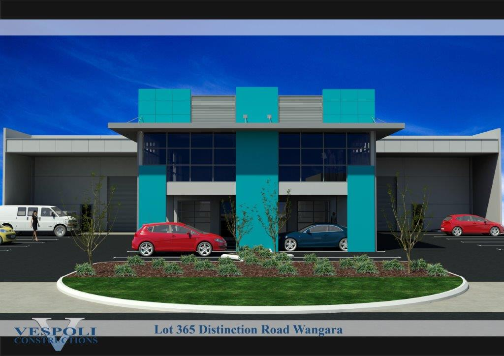 Commercial construction Wangara